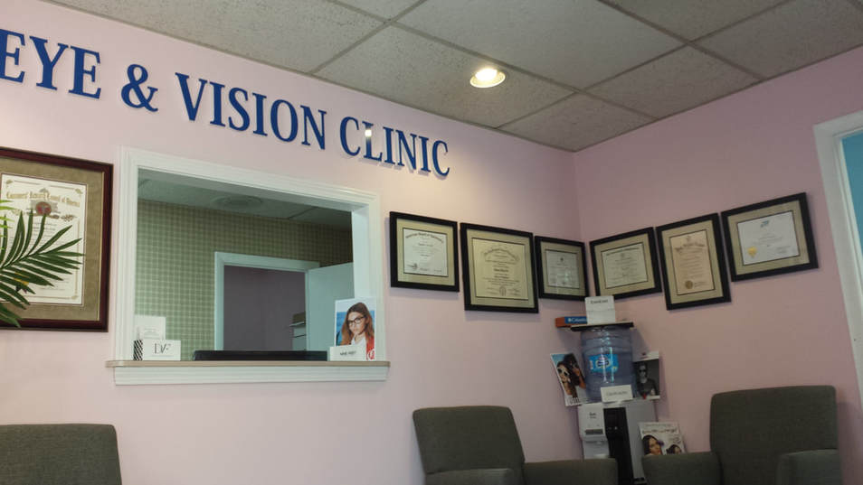 Eye & Vision Clinic Wallingford CT